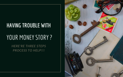 Having trouble with your money story?
